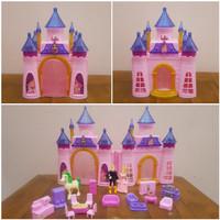 Mainan Istana Princess - Mainan Princess Castle