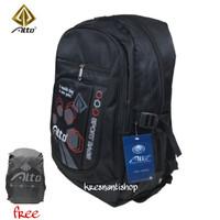 Tas Ransel Sekolah ALTO Pria / tas backpack sekolah Alto laki laki