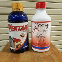 Obat fogging Vektar 1liter, Cynoff 1 liter