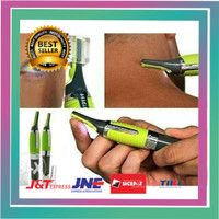 Micro Touch Max Hair Trimmer Alat Cukur All in One