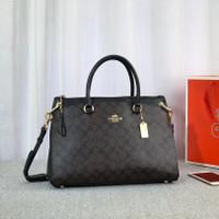 Coach woman eksekutif signature Tote bag