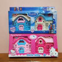 Mainan Rumah rumahan - Mainan Rumah Villaku
