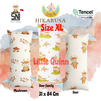 Size XL HIKARU GULING HIKARUsa CUDDLE PILLOW BUDDY KATUN BAMBOO TENCEL