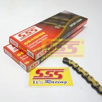 RANTAI SSS 415 HSB GOLD 110 LINK: SUPRA RX KING F1ZR JUPITER SHOGUN