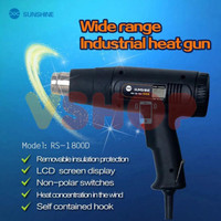 1800W HOT AIR GUN SUNSHINE RS-1800D DIGITAL - SOLDER UAP MULTI FUNGSI