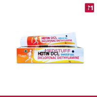Hotin DCL 120gr Hotin Diclofenac Diethylamine 120gr
