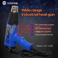 1600W HOT AIR GUN SUNSHINE RS-1600 - SOLDER UAP MULTI FUNGSI