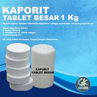 kaporit tablet besar