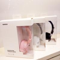 Miniso Headphone Glitter