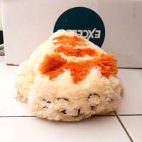 Boneka Bantal Kucing Malas Selonjoran