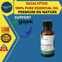 Minyak Asiri - Essenzo Eucalyptus Essential Oil - 10mL