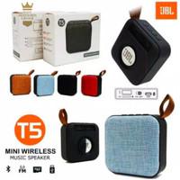 SPEAKER BLUETOOTH MINI JBL T5 GRADE A+ WIRELESS MUSIC