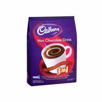 Cadbury Hot Chocolate Drink 3in1 15x30gr
