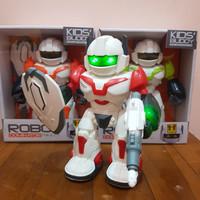 Mainan Robot Bisa Berjalan - Mainan Robot Bump Go