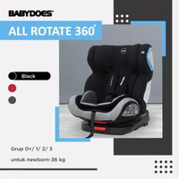 New Car Seat Isofix Babydoes All Rotate 8748 / Carseat Rotate 360