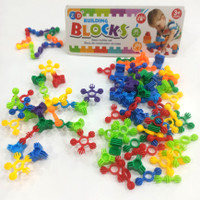 BUILDING BLOCKS NO.4 ZD PREMIUM TOYS - MAINAN EDUKASI ANAK LEGO BRICKS