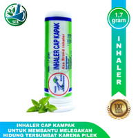 Inhaler Cap Kapak - Isi 1,7 gram