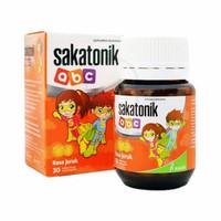 Sakatonik ABC - Jeruk botol isi 30 tablet