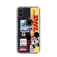SOFT CASE SILIKON DHL SUPREME iPhone 6 7 8 plus SE2020 X 11 Pro Max - iP XR
