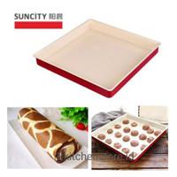 Suncity YC180176 Roasting Baking Pan / Loyang Kue persegi Anti Lengket