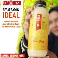 Sari Lemon Fresh LEMONESH Lemon Murni 500 ml 100% Asli Original Lemon
