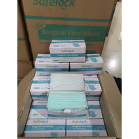 masker hijab safelock kemenkes surgical (ready dan grosis)