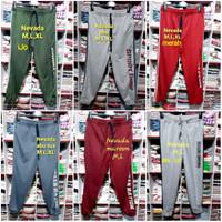 Celana Olahraga Training Pants merk Nevada unisex