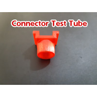 Fancy Connector Test tube 16mm