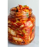 Kimchi Sawi Fresh 100gr Pedas Homemade Halal