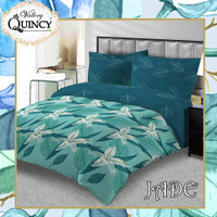 BED COVER SET VALLERY QUINCY KING 180x200x30cm - MOTIF