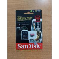 Memory SanDisk 64GB A2 Extreme PRO MicroSDXC - Micro SD Card 64GB