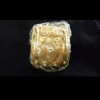 aksesoris kalung kaban gelang india utk baju adat
