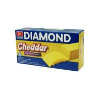 Diamond Keju Cheese Cheddar 180 g