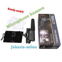 microphone DSLR mic recording rekaman video kamera takstar sgc 598