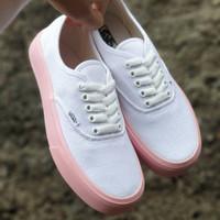 Sepatu Vans Authentic GUM wanita terbaru