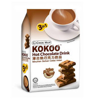 Chek Hup Kokoo Hot Chocolate Drink 15x40gr