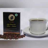 KOPI HITAM ARAFAH kopi robusta khas kerinci 50 gram