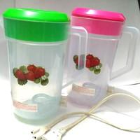 Teko Listrik/ Pemanas Air Plastik 2,1 Liter