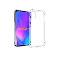 Case Samsung Galaxy M51 2020 Case Anti Crack Shockproof TPU