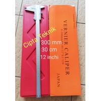 Sigmat manual 300mm toki - jangka sorong 12 inchi