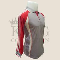 Kaos Wangki Seragam/ Kaos Olahraga Lengan Panjang - M - M