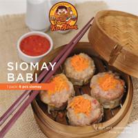Siomay somay babi DapurKoAhan
