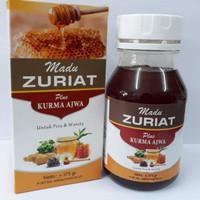 Madu ZURIAT Plus KURMA AJWA - PROMIL PROGRAM HAMIL KESUBURAN HERBAL 21