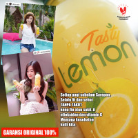 Sari Lemon Tasty Lemon 500ml, Asli Sari Lemon California , Pure Lemon