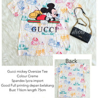 ... key oversize import Colour Creme Tee Printing ld 116 Import