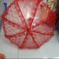 Payung Renda Fashion uk. M