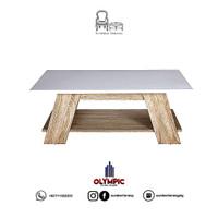 Meja Tamu Minimalis Olympic CT Teatro / Coffee Table / Meja Serbaguna