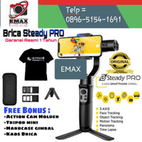 Gimbal Brica B-Steady Pro Stabilizer Bsteady Pro, B Steady Pro 3-Axis