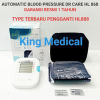Dr Care Tensimeter Digital Lengan/Tensi Digital HL-888