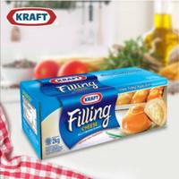 Keju Kraft Filling repack 250gram